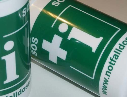 Notfalldose – Warum wir die Notfalldose an die Senioren verteilen.