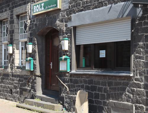 Gaststätte Bolz – wie es weitergeht