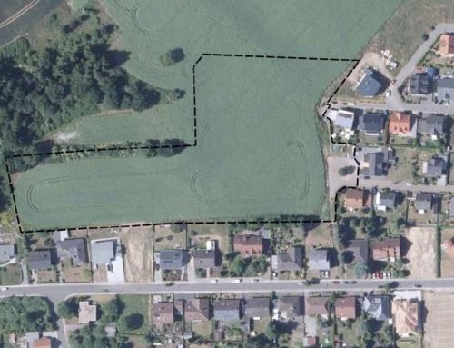 Bauausschuss befürwortet Baugebiet Erweiterung Eichenweg/ Sonnenhang Kanalisation und Verkehr - noch nicht optimal gelöst.