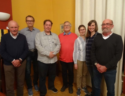 Neuer Vorstand gewählt Mitgliederversammlung am 18. Oktober 2019