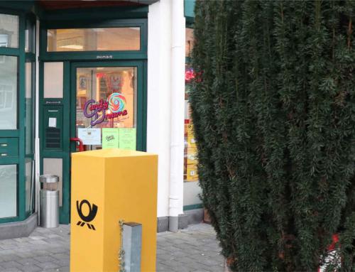 Gute Nachricht: Die Post bleibt in Obermendig Die Familie Giegling macht weiter.