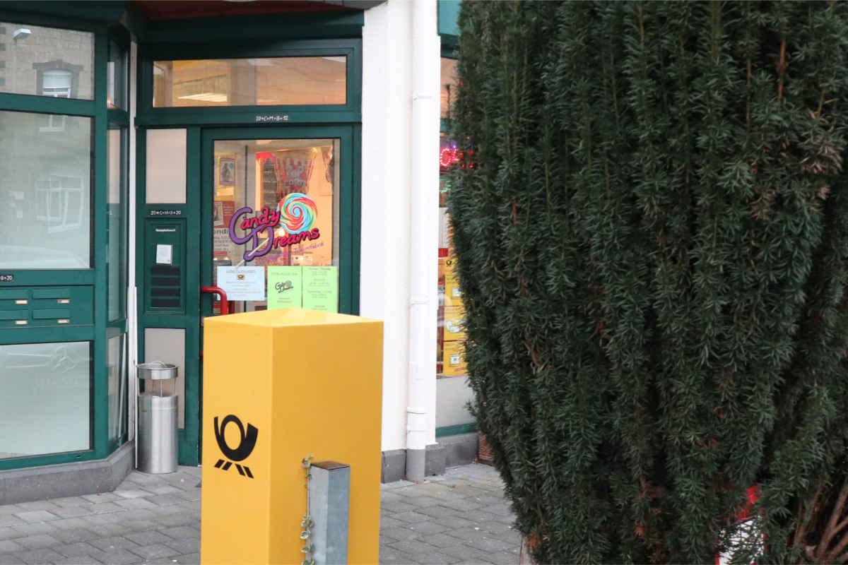 Die Postfiliale in Obermendig ist bald Geschichte.