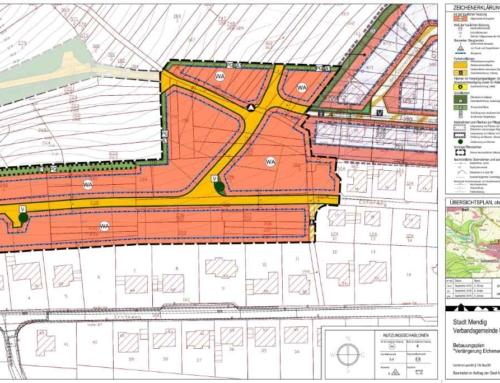 Baugebiet Verlängerung Eichenweg/Sonnenhang beschlossen