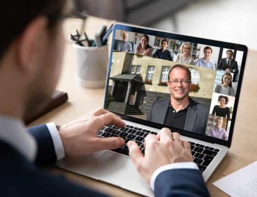 Persönlichkeiten und Themen der Region online im Internet mit Bürgermeister Lempertz Unsere neue online-Konferenz-Reihe